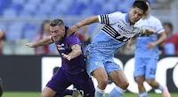 بهدفين لهدف لاتسيو يحقق الفوز خارج ارضه على فريق  فيورنتينا في الدوري الايطالي