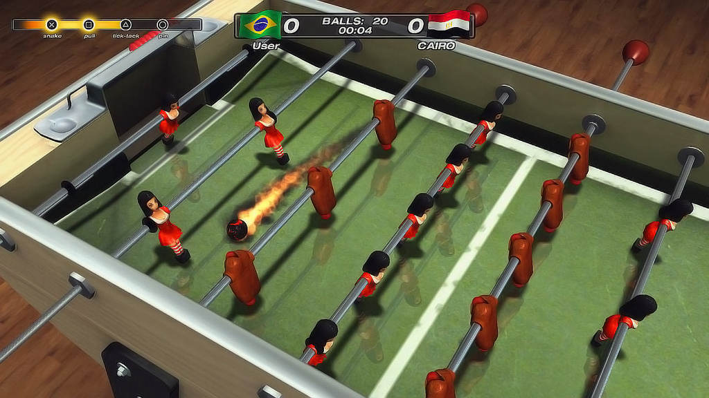 U201cThe Move Controls Work Exactly Like If You Were Controlling A Real Foosball  Table And There Is No Lag Between Move And On Screen Action,u201d Assures Jakub  ...