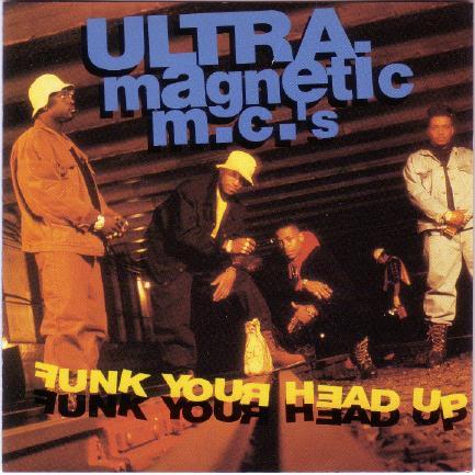 Black Pegasus Music: ULTRAMAGNETIC MC'S