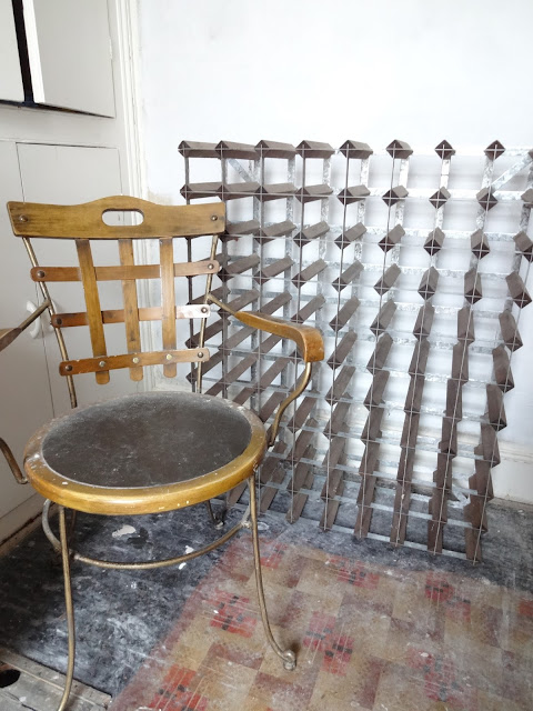 Very Unique Chairs Saved from Skip