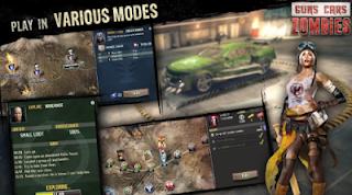 Guns Cars Zombies Mod APK - wasildragon.web.id