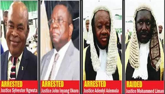 No plea bargain for indicted judges –FG