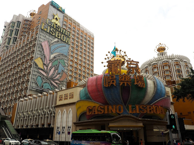 Casino Lisboa, Macau, SAR of China