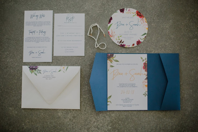 WITH LOVE FROM NEAR AND FAR PHOTOGRAPHY MELBOURNE INVITATIONS SIGNAGE