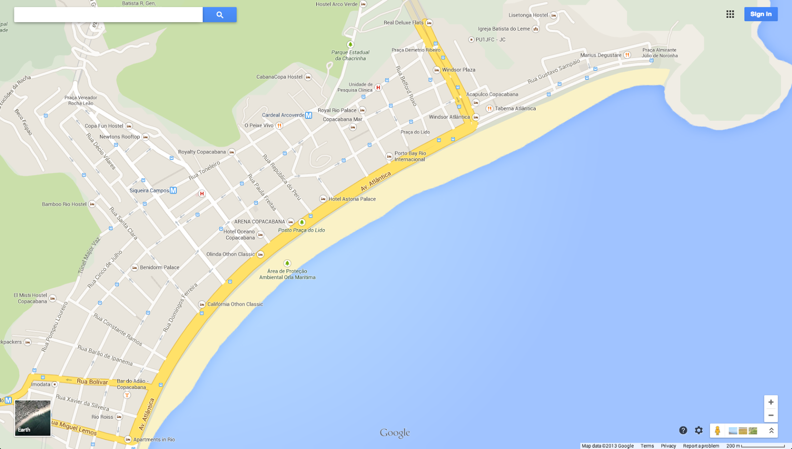 Google Lat Long Building Better Maps in Brazil Israel and Russia