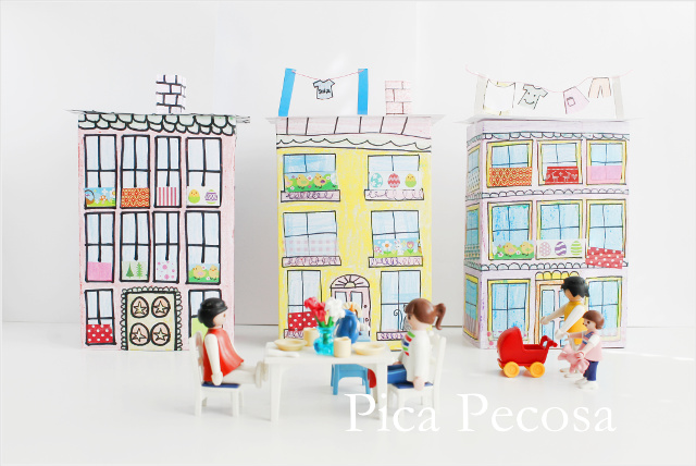 tutorial-como-hacer-casa-muñecas-con-carton-reciclado-packs-yogures-diy-playmobil