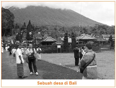 Sistem Politik  Penduduk Bali