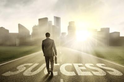 Salah satu rahasia untuk menjadi orang yang sukses