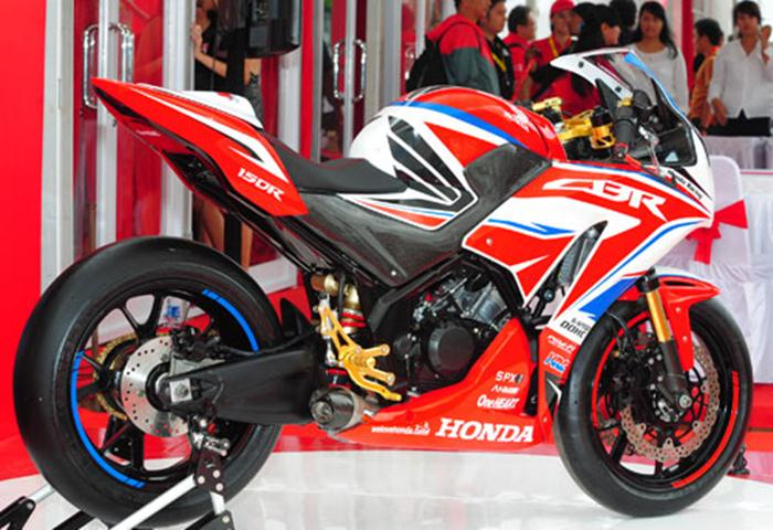 Modifikasi Motor Honda Cbr 150 R Terbaru Motorbaru  New Style for