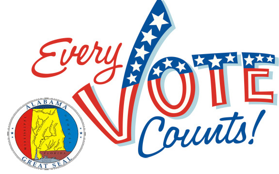every vote counts graphic