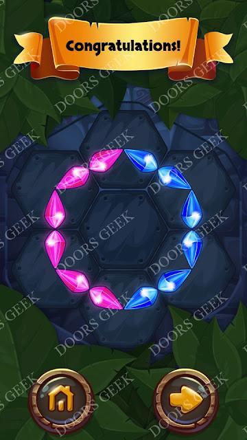 Gems & Magic [Rosein] Level 5 Solution, Walkthrough, Cheats