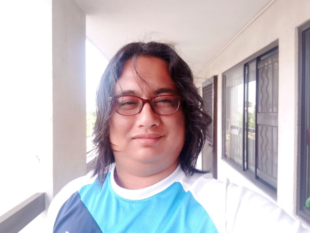 OPPO F3 Camera Sample - Selfie