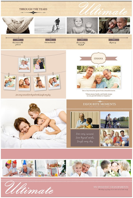 Ultimate Photobook Template