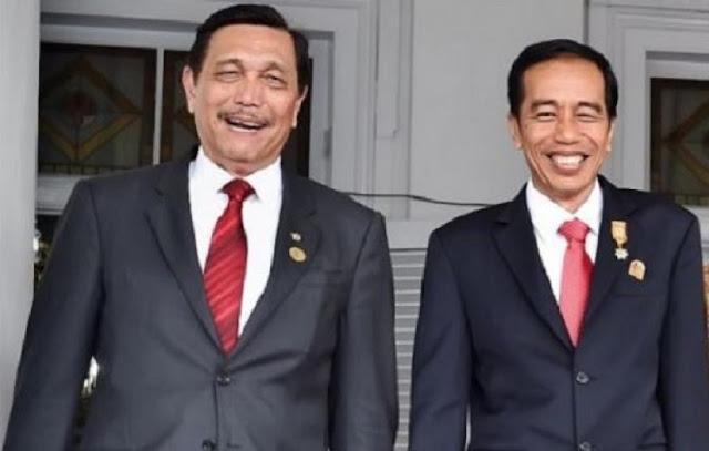 Luhut: Ngapain Diganti-Ganti, Jokowi Bagus Kok