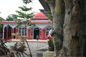 Masjid ST3 Telkom Purwokerto
