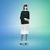 lace h-line skirt with leggings_레이스 스커트 레깅스_여성 의류