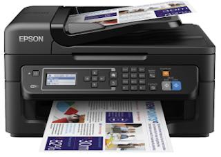 Download Printer Driver Epson WorkForce WF-2630