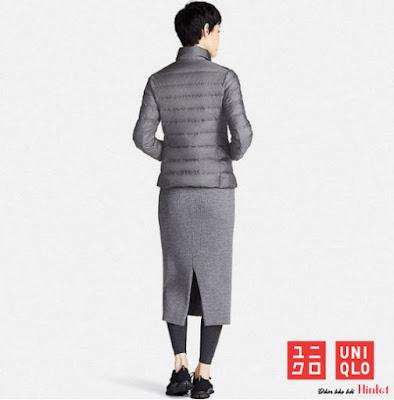 Áo khoác giữ nhiệt Uniqlo nữ