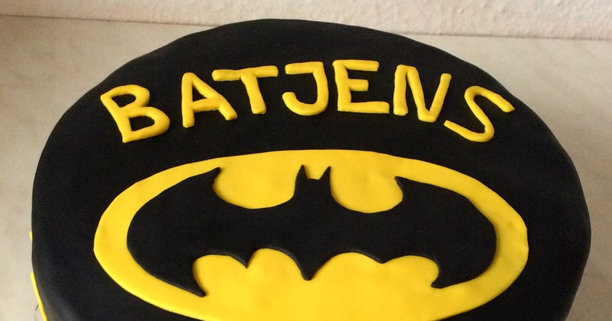 Wie Du Eine Super Batman Torte Backst