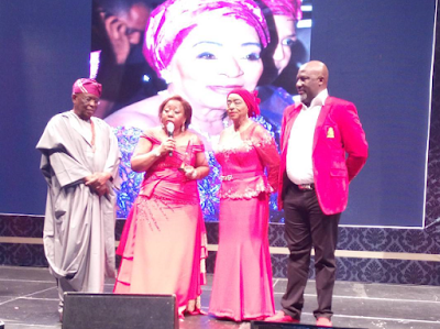 senator ita giwa 70th birthday photos seven