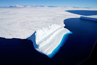 The Bluest of Ice