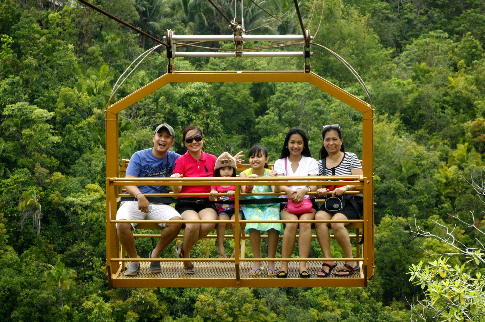 Loboc Ecotourism Adventure Park Bohol