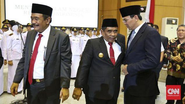 CNN : Plt Gubernur DKI Temukan 12 Proyek Bermasalah Warisan Ahok
