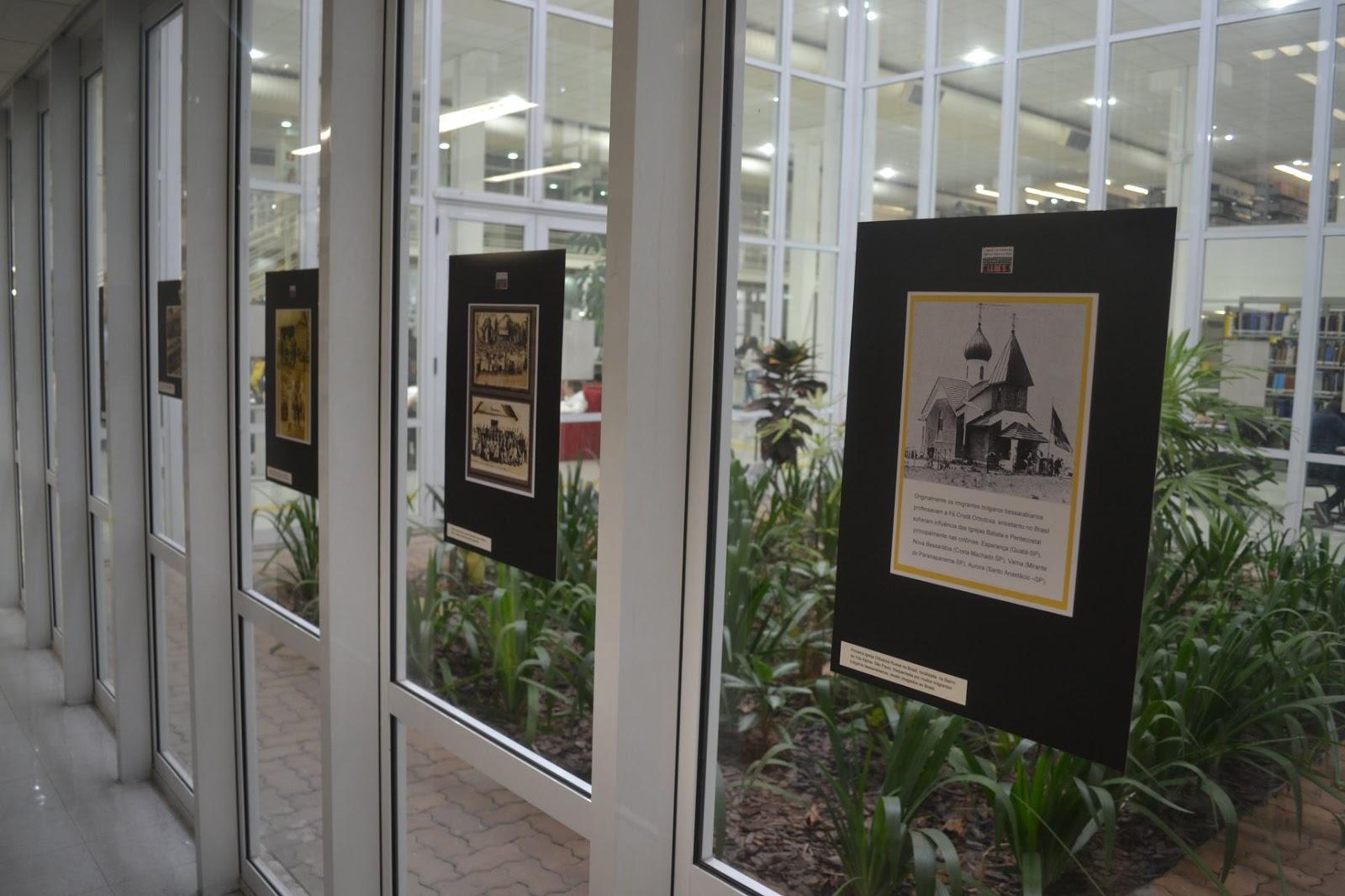 8eb8831675e Fotos da Abertura em 26 11 na Biblioteca Central da Universidade Metodista