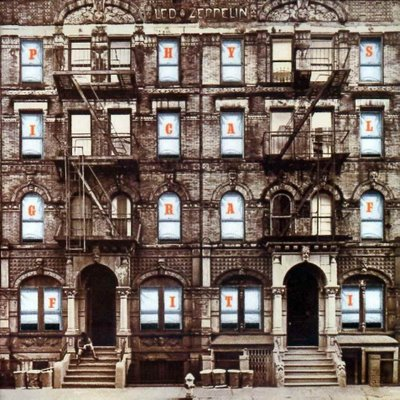 1975 - Led Zeppelin - Physical Graffiti