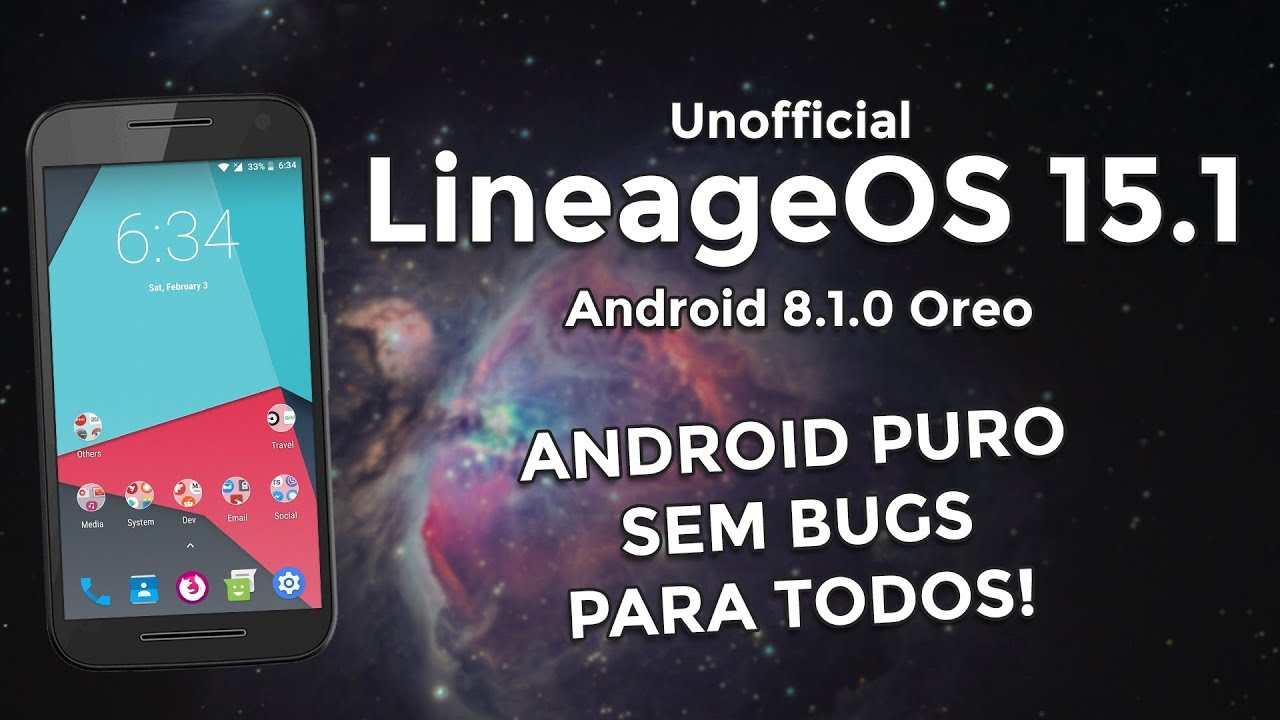 LineageOS 15 1 Unofficial | Android 8 1 0 Oreo | Android