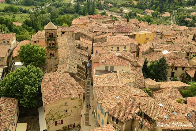 Village de Moustiers-Sainte-Marie