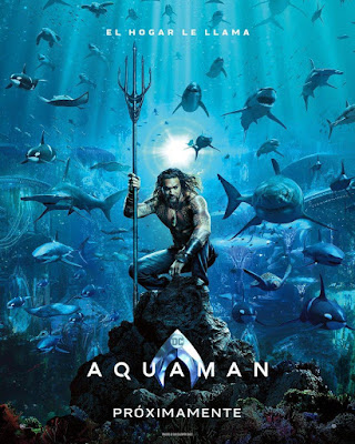 Aquaman 2018 Custom HDCAM Sub