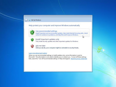 Settings opsi Windows Update