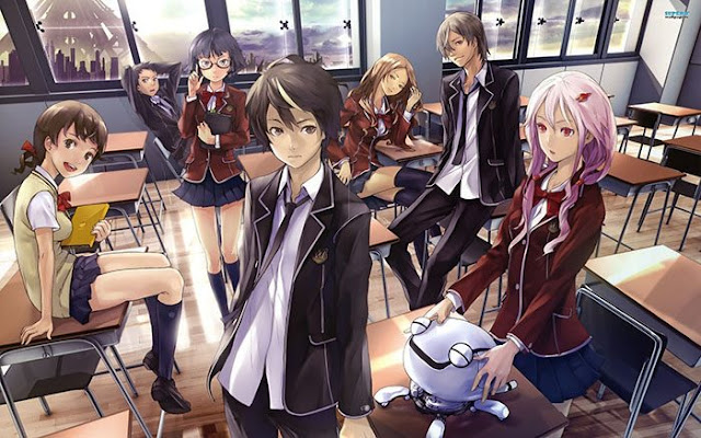 Guilty Crown Characters