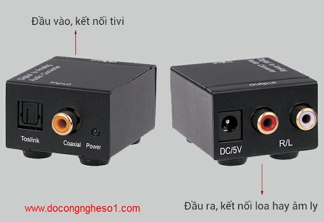 bộ-chuyển-am-thanh-quang-optical-sang-audio-ha-noi