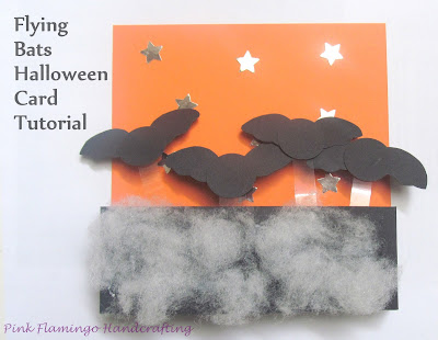 Halloween card tutorial
