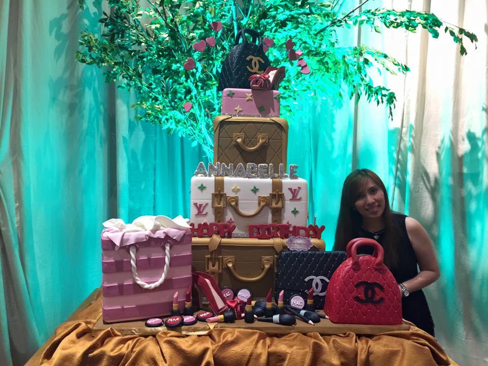Celebrity Birthday Cakes Honey Glaze Cakes Stretch Your Peso