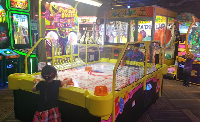 Video Arcades, PacMan Smash