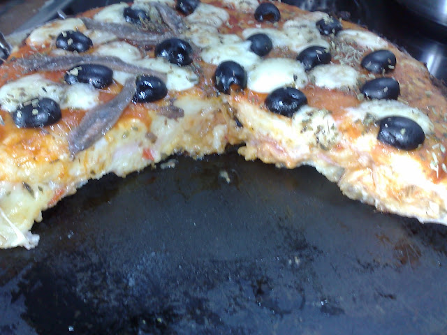 Torta pizza / Fue un día como hoy