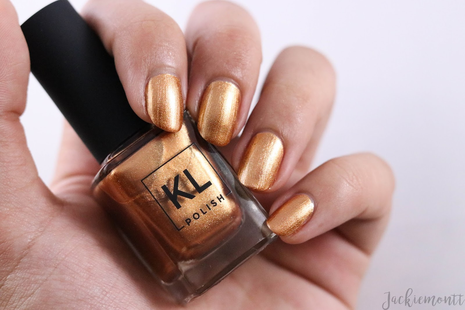 KL Polish | 70s Vibes Collection & Swatches - JACKIEMONTT