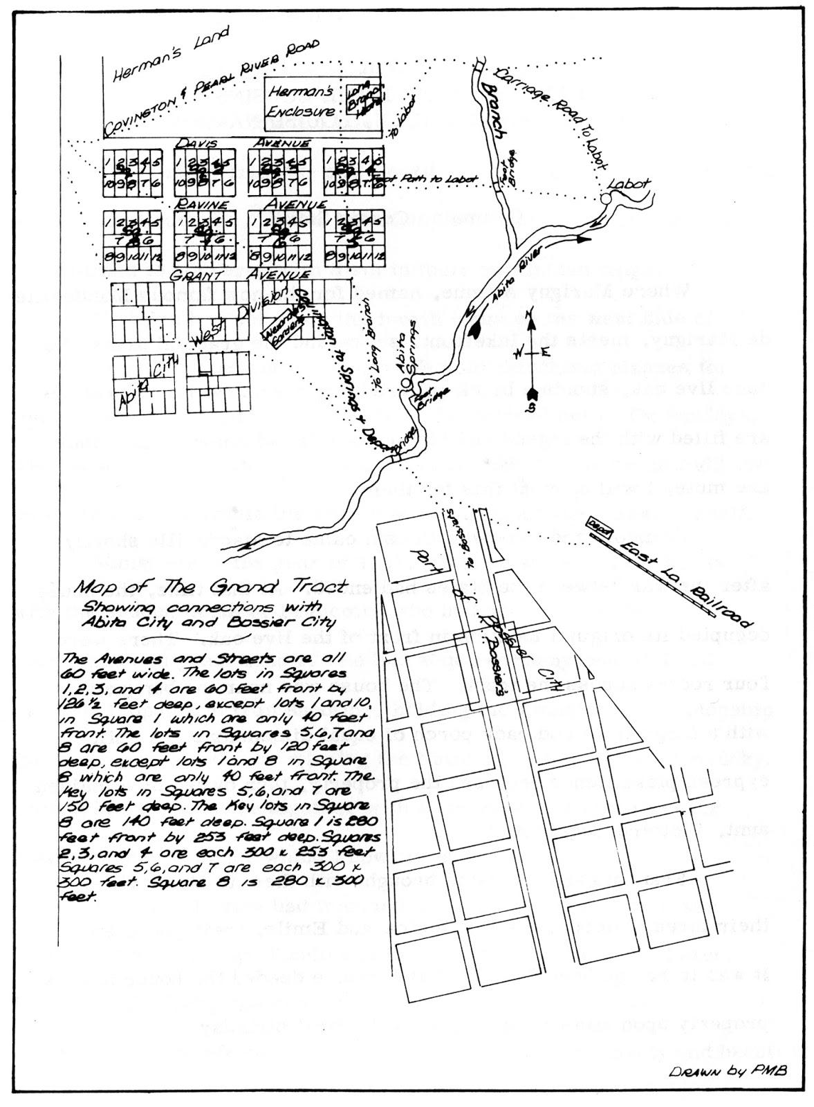 Tammany Family: Abita Springs Historic District Nationally
