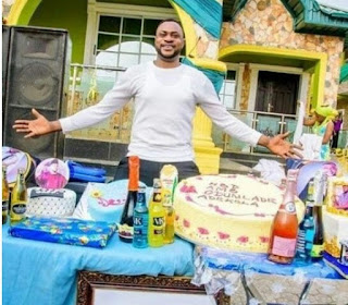 More Photos From Odunlade Adekola's Birthday Celebration