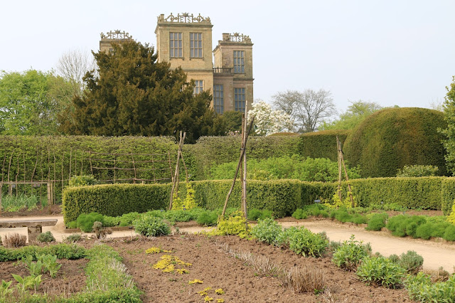 Hardwick Hall Herb Garden