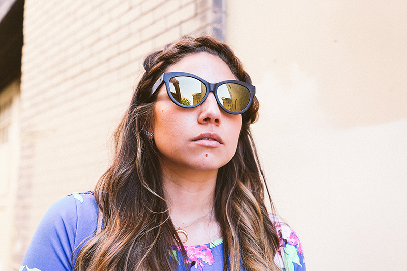 woodzee sunglasses, sunglasses picture, braided crown