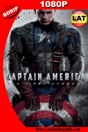 Capitán América: El primer vengador (2011) Latino HD BDRIP 1080P ()
