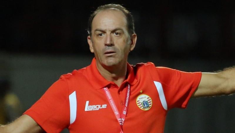 Paulo Camargo mundur sebagai pelatih Persija