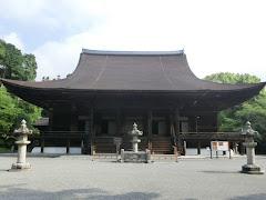 園城寺金堂