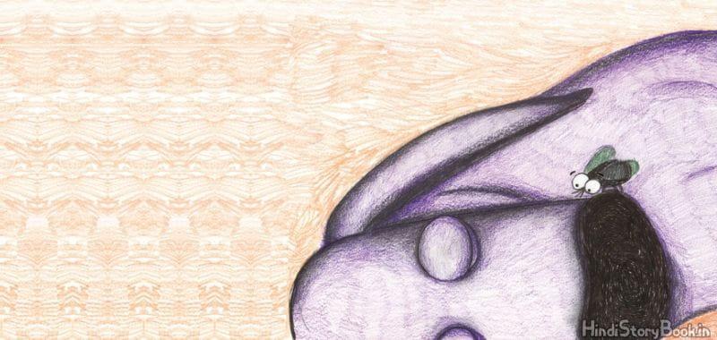 भीमा गधे की कहानी - Bhima Gadhe Ki Kahani