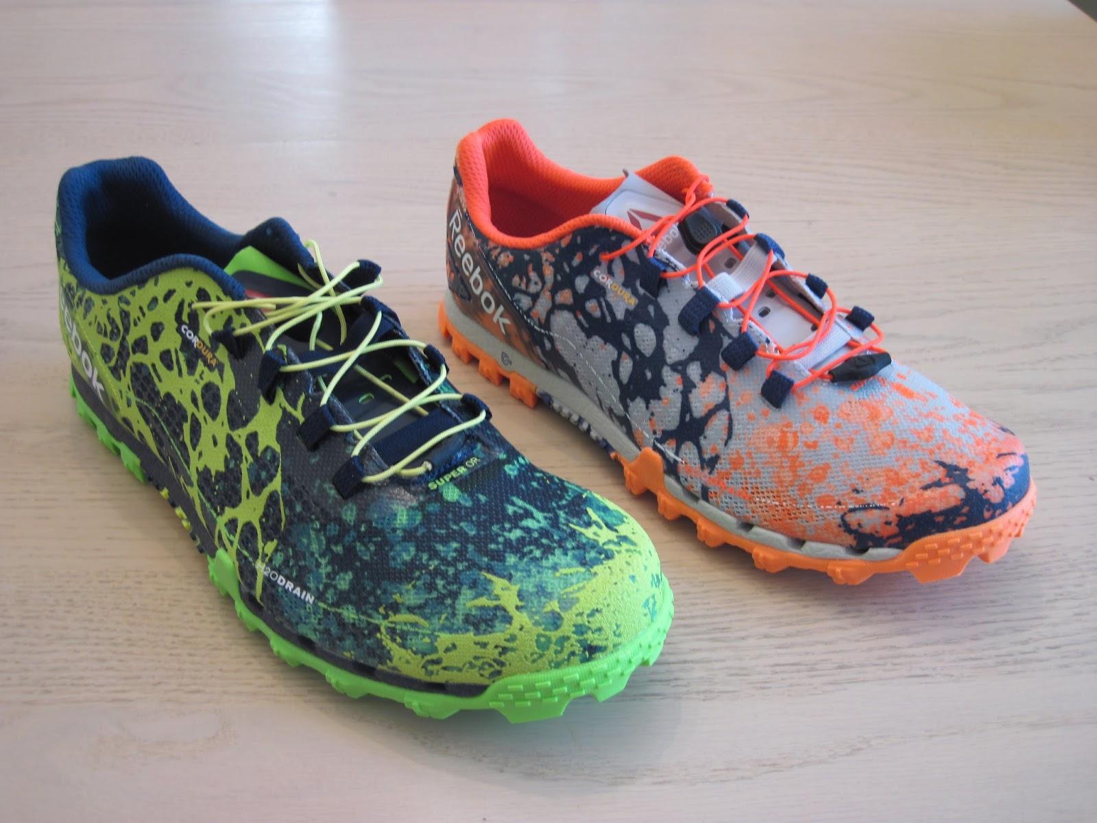 d3172e8b195a4c The MUDMAN Report  GEAR REVIEW  Reebok All-Terrain shoes - Super OR ...