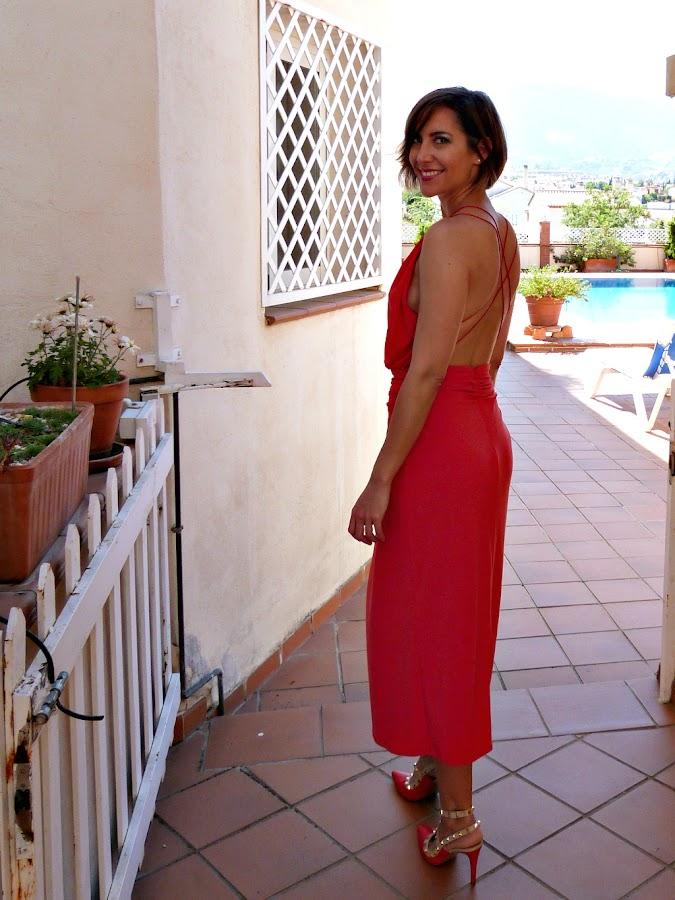 Fitness And Chicness-Invitada Tonos Rojos La Familia Mujer-12
